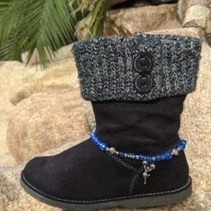 Child's Cheerleader Boot Anklet